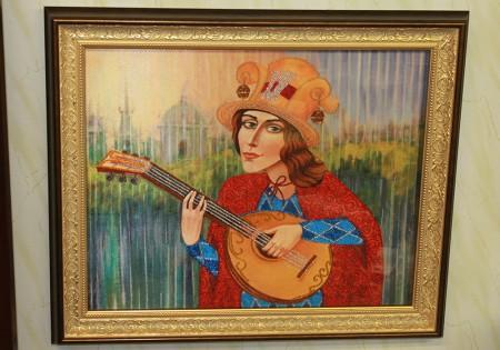 Оформление живописи в багет | бесплатная консультация по тел: (812) 640-90-82